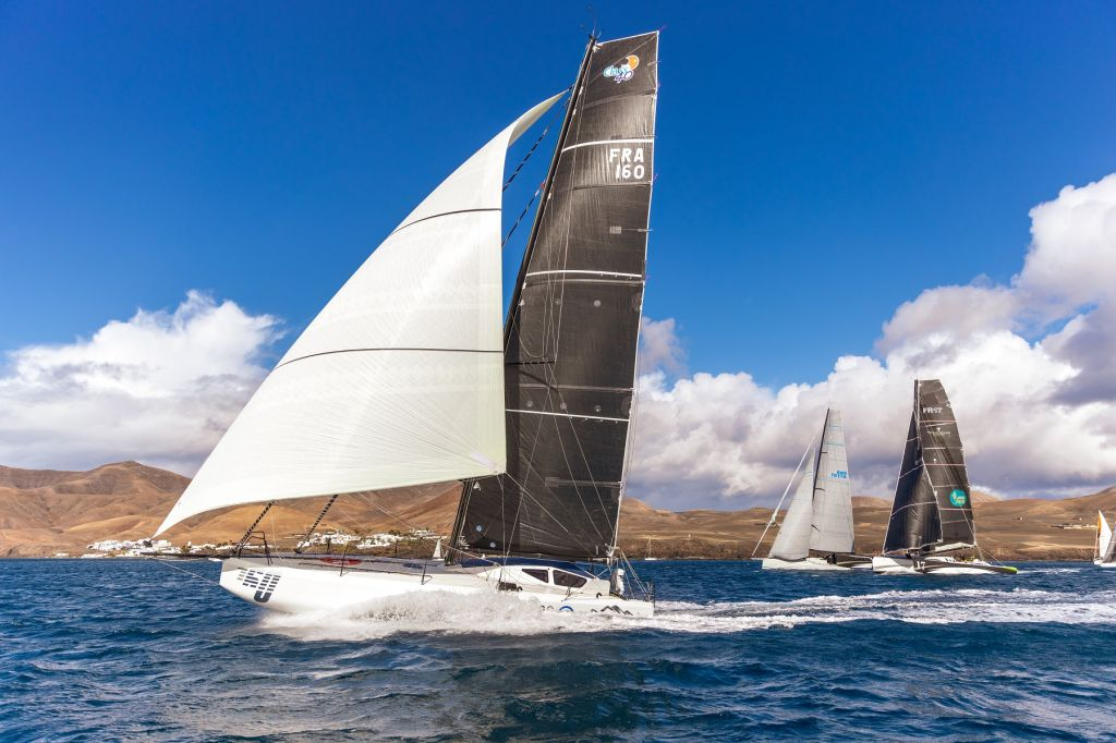 RORC and IMA collaborate with Yacht Club de France for Transatlantic Race - The 2022 RORC Transatlantic Race will start on 8th January from Lanzarote, Canary Islands to the Caribbean © James Mitchell
